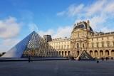 Musée du Louvre Paris Pyramide