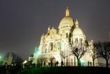 Paris le soir - balade - Versailles - peugeot 504 - French vintage shuttle - montmartre - French vintage shuttle