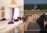 masaje - tratamiento - belleza - cara - cuerpo - palacio de Versalles - visita - cultura - galeria de los Espejos