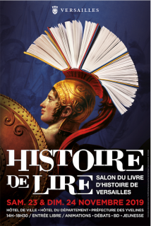 Salon de littérature