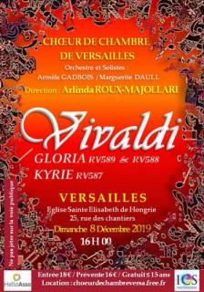 Chœur de Chambre de Versailles