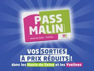 Pass Malin Yvelines