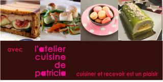 L'Atelier Cuisine de Patricia