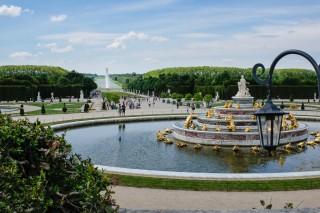 Le bassin de Latone - Jardins du Château de Versailles