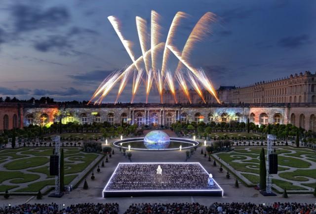 Spectacle à l'Orangerie du Château de Versailles