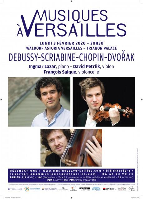 Musiques à Versailles