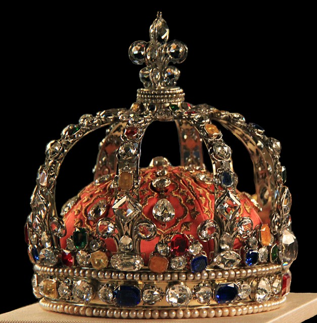 Couronne de Louis XV