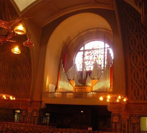 A la découverte de l'orgue de l'église Jeanne-d'Arc