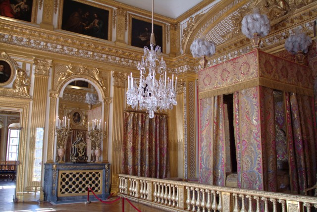 Chambre du Roi - Grands Appartements