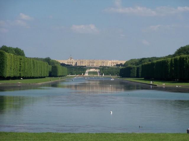 Grand Canal du Château de Versailles
