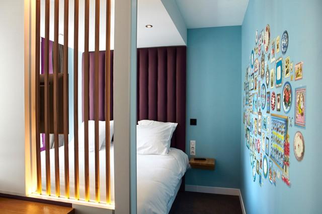 Jeu de Paume's hotel - versailles - palace - family stay