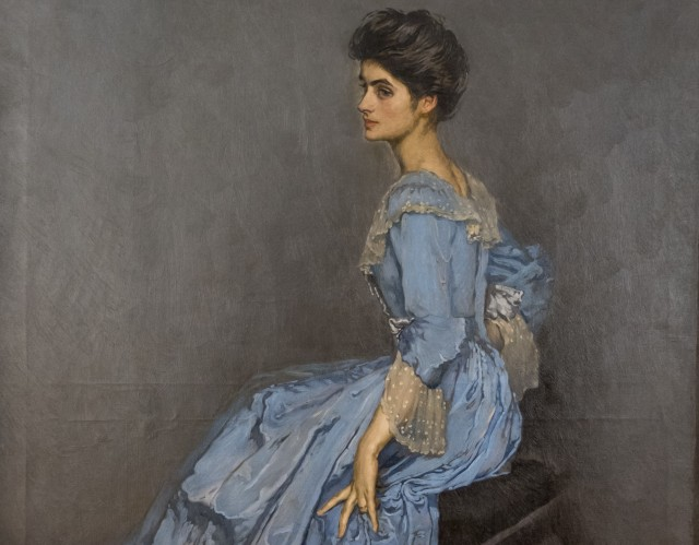 La Gandara, peintre-gentilhomme de la Belle Epoque (Exposition au musée Lambinet)