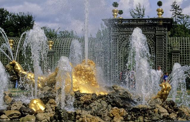 Les Grandes Eaux Musicales - jardins - versailles - spectacle - bartabas