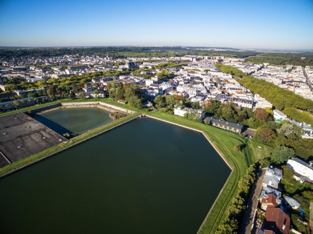 Les Réservoirs - Ville de Versailles