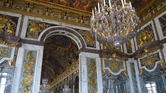 Grands Appartements - Galerie des Glaces