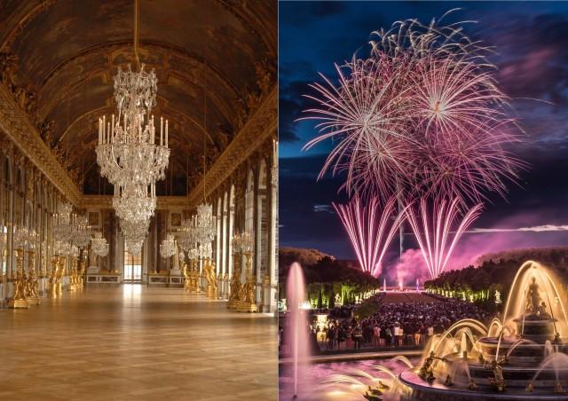 Fin de semana y Aguas Musicales de Versalles.