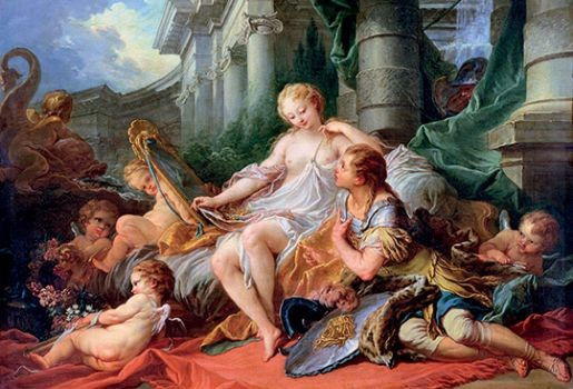 Baroque Wizards: Medea, Armide, Circe