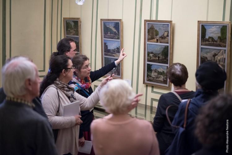 Visite guidée au musée Lambinet