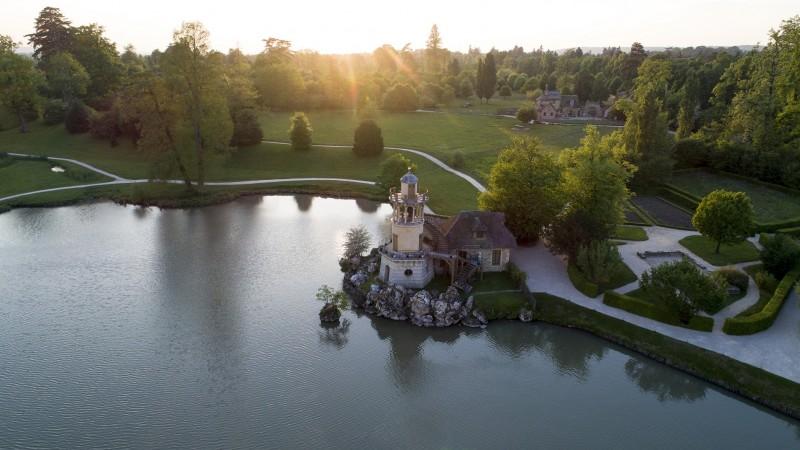 Trianon's Estate - Queen's hamlet - Versailles