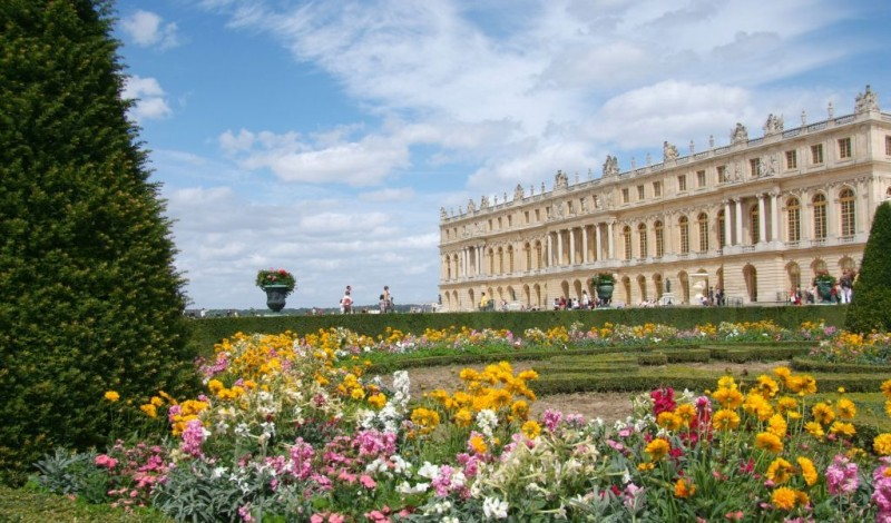 Musical Gardens - visit - Palace of Versailles - show - fountains