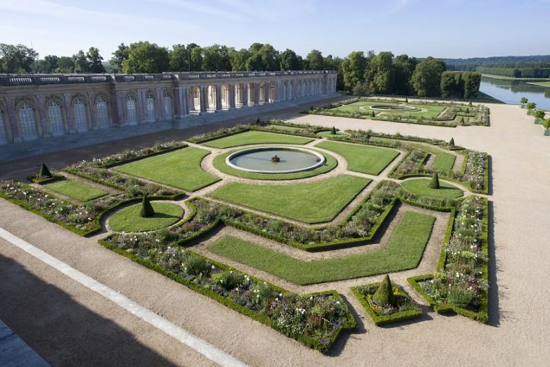 Le Grand Trianon - Château de Versailles - Domaine de Trianon - Marie-Antoinette