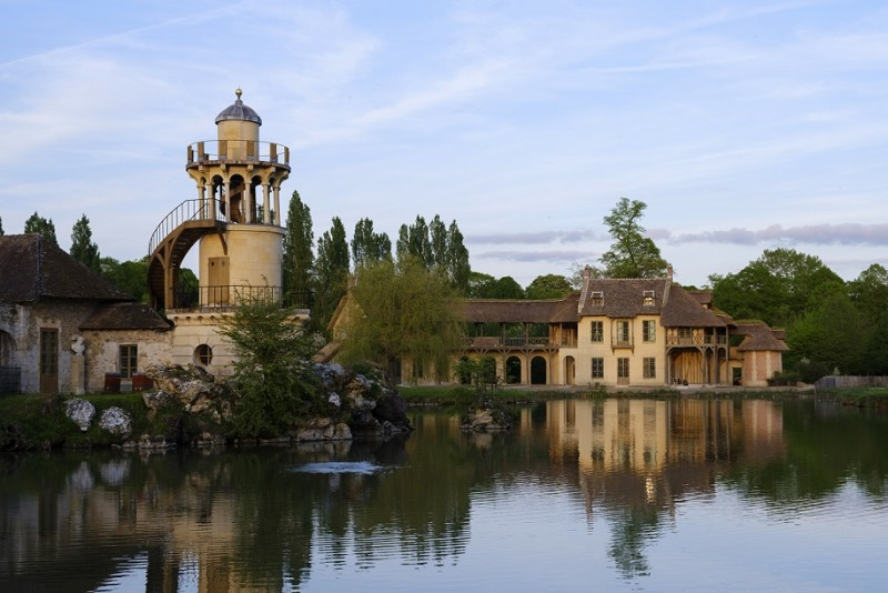 Aldea de la Reina Maria-Antonieta - Versalles
